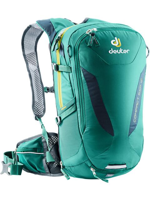 Deuter Compact EXP 12 Backpack alpinegreen-midnight